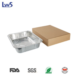 RE370 SET Take out aluminum foil container