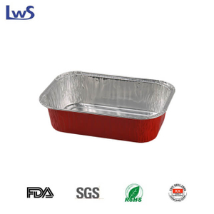 Disposable airline food tray LWS-A169